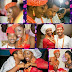 Photos from actress Ivie Okujaye's traditional wedding...