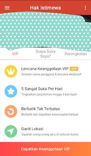 Cara Mendapatkan VIP Tantan Gratis + Aplikasi