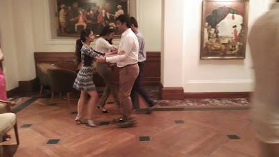 learning tango