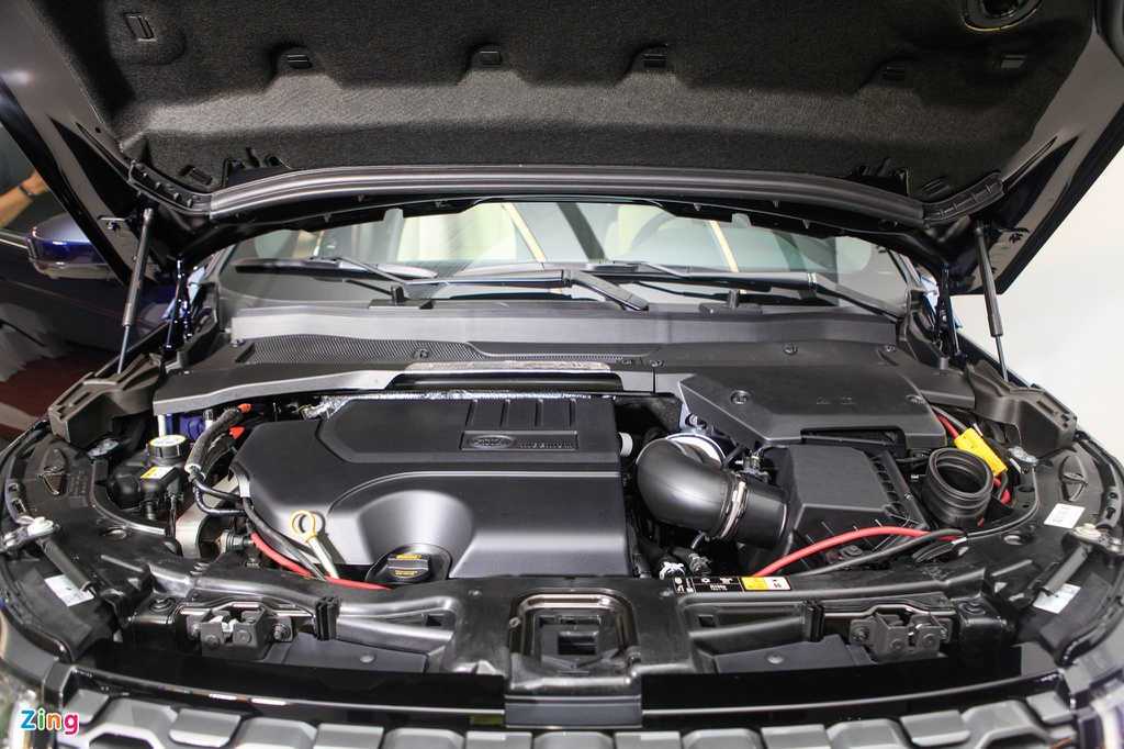 Land Rover Discovery Sport 2020 ra mắt tại VN, giá từ 2,61 tỷ đồng