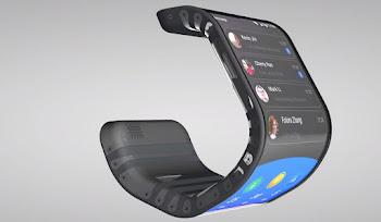 Lenovo Bükülebilir Ekranlı Akıllı Telefonları