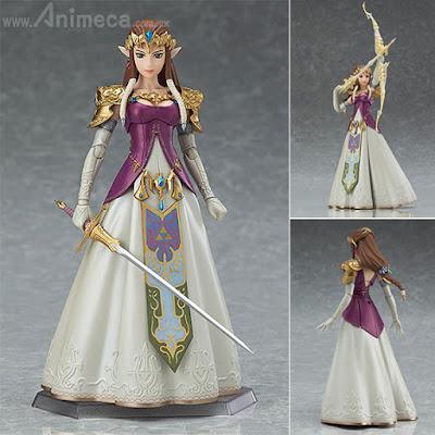 Figura Zelda Twilight Princess Ver. figma The Legend of Zelda Twilight Princess