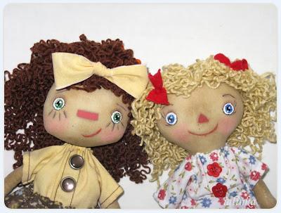 Кофейные  куклы,  чердачные  куклы,  блог Ольги Булычевой