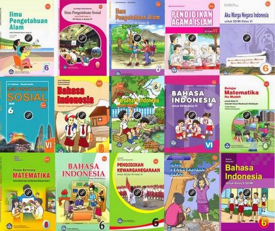 Download Buku Kurikulum Ktsp 2006 Sd Mi Kelas 6 Semester 1 Dan 2 Lengkap Salam Edukasi