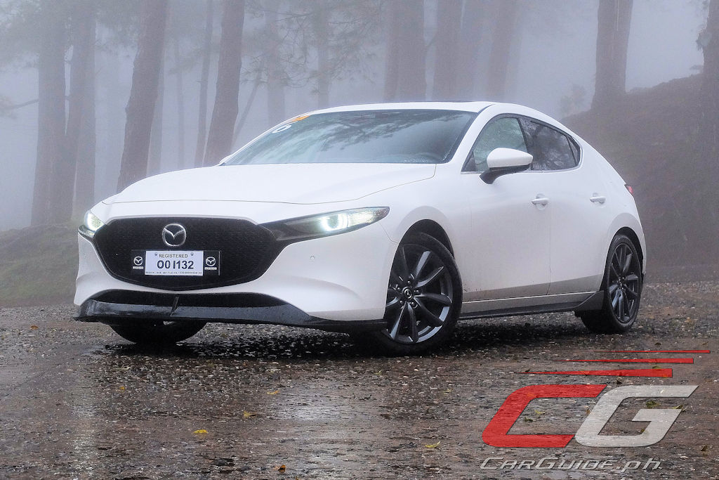 First Philippine Drive 2020 Mazda3 2 0 Skyactiv G Carguide Ph Philippine Car News Car Reviews Car Prices