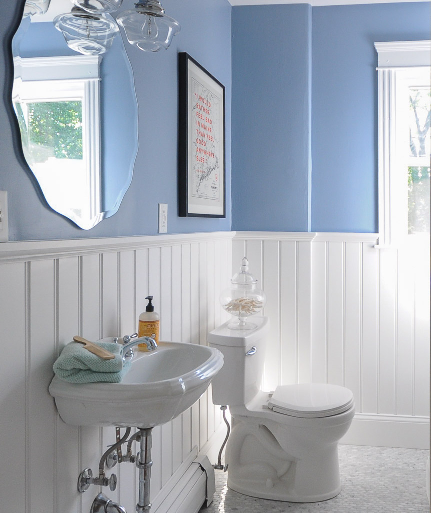 SoPo Cottage: Bungalow Bathrooms - Before and After