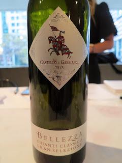 Castello di Gabbiano Bellezza Gran Selezione Chianti Classico 2013 (91 pts)