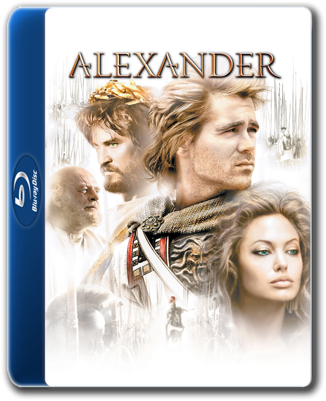 Alexander 2004 Theatrical Cut x264 720p Esub BluRay Dual Audio English Hindi GOPI SAHI