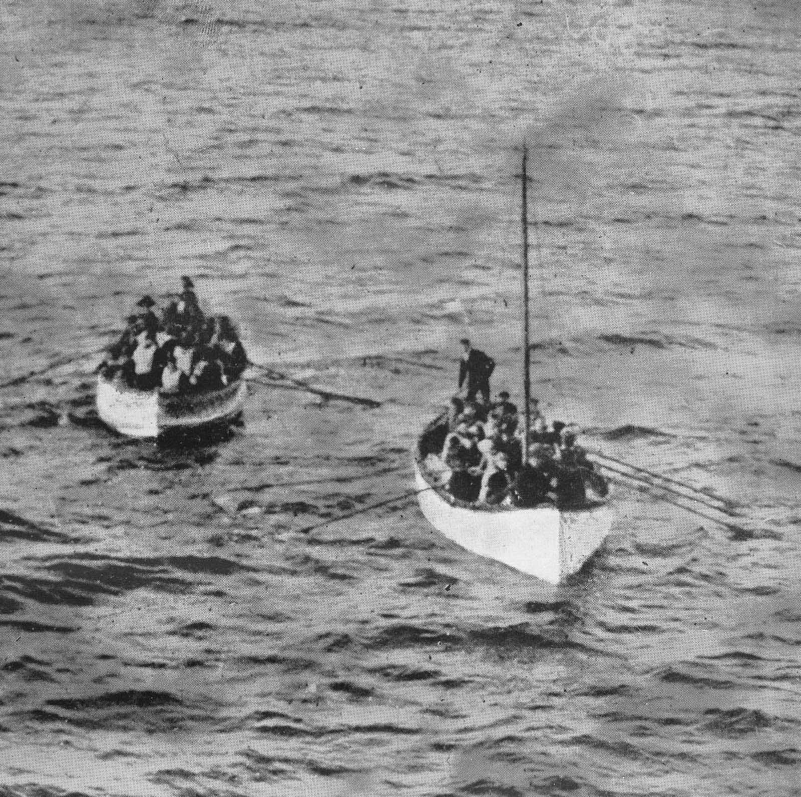 titanic survivors pictures