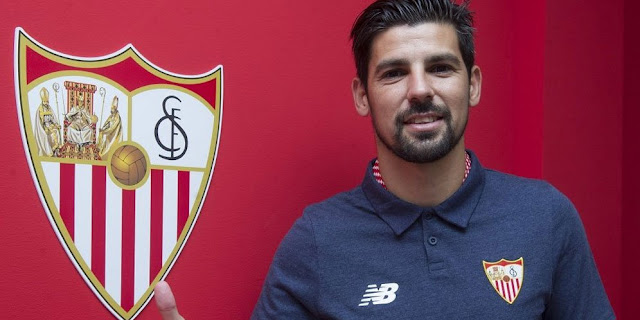 SBOBETASIA - Sevilla Resmi Gaet Nolito dari Manchester City