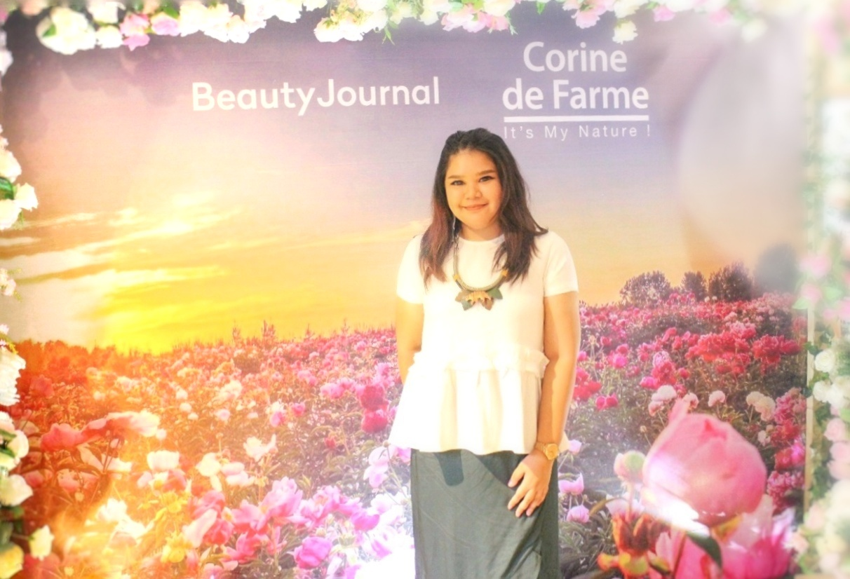 CORINE DE FARME X BEAUTY JOURNAL EVENT