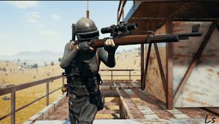 PUBG: Senjata terbaik dalam permainan