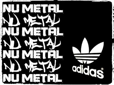 nu metal adidas. PunkMetalRap.com