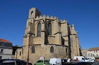 Narbonne. Eglise de Notre-Dame-de-Lamourguier