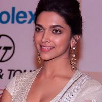 Deepika new stills in white salwar suit