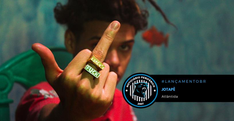 """Apresentando seu primeiro EP """"Onipresente"""", Jotapê lança o single """"Atlântida"""""""