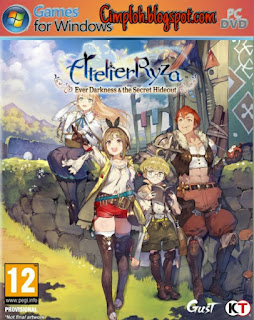 Game PC Atelier Ryza: Ever Darknnes and The Secret Hideout Full Download