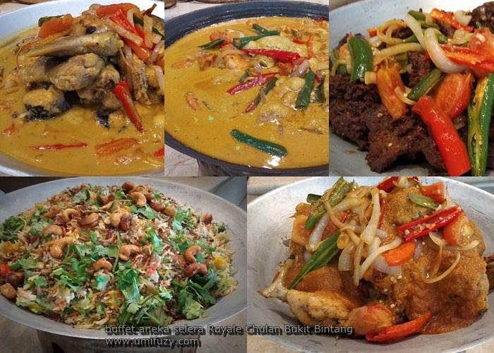 Buffet Ramadhan di Hotel Royale Chulan Bukit Bintang