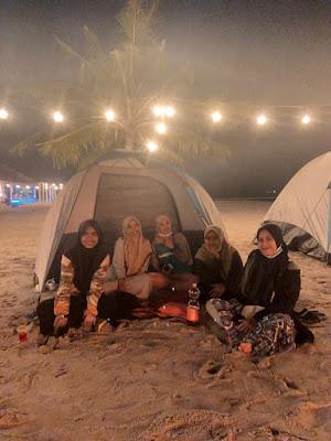 Camping Vio Vio Cantik