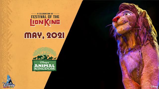 Walt Disney World Resort, WDW-Disney-Animal-Kingdom-A-Celebration-of-Festival-of-The-Lion-King
