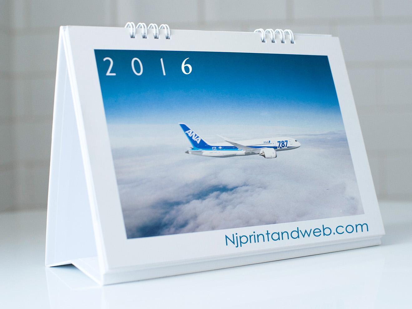 printable 2017 desk calendars logo printed desk calendars