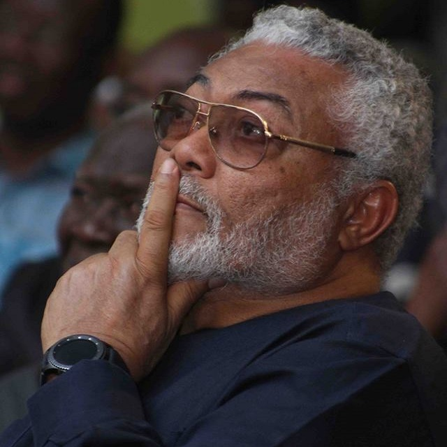NDC party structure weak, abused - Former President Rawlings [Watch Full Video]