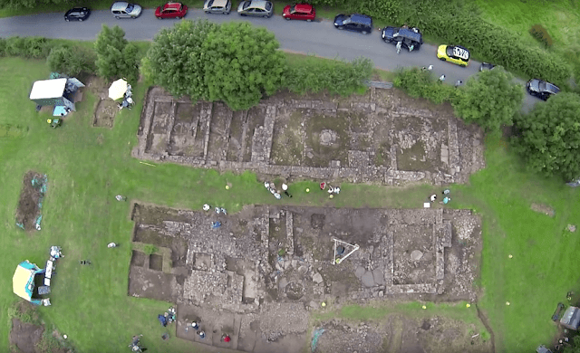 The discovery of medieval Trellech and the plucky amateurs of archaeology