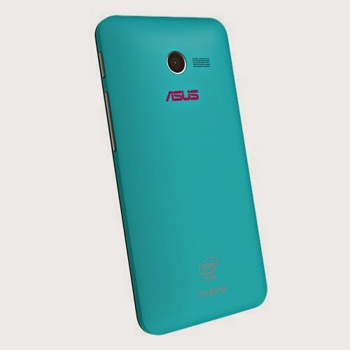 Gallery (Photo Collection) ASUS Zenfone 4 Sky Blue