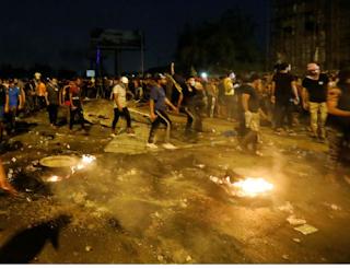 احتجاج عراقي ؛ استدعى السفير الإيراني في بغداد إلى وزارة الخارجية العراقية