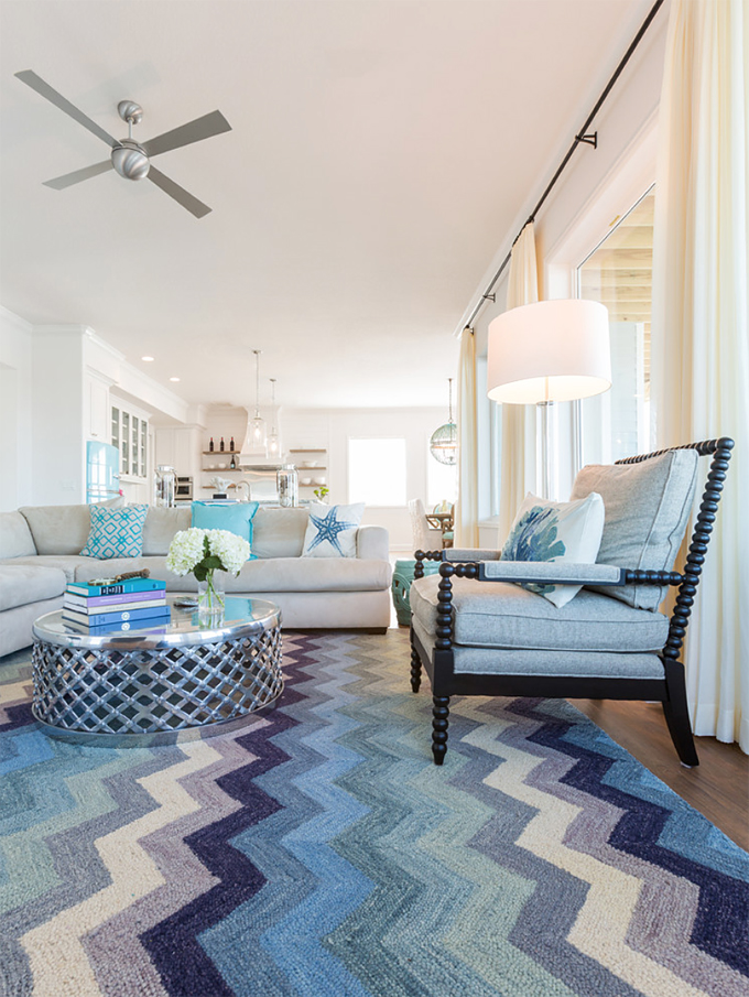 Us Interior Designs Jacques Grange: House Of Turquoise: Laura U Interior Design