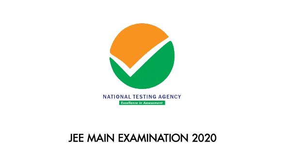 JEE Main Examination Form 2020