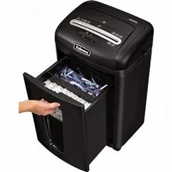 450Ms Fellowes Micro Cut Paper Shredder
