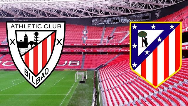 مشاهدة مباراة اتلتيكو مدريد وأتلتيك بلباو بث مباشر