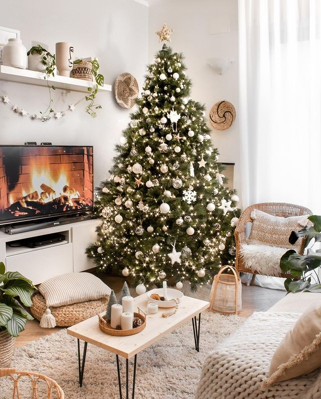 Alberi di Natale visti su Instagram