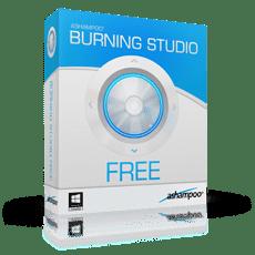 تحميل برنامج نسخ الاسطوانات عربي مجانا Ashampoo Burning Studio