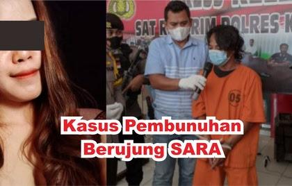 Gadis Dayak Dibunuh, Warga Madura Angkat Kaki Atau Bayar Adat Rp 1,8 M