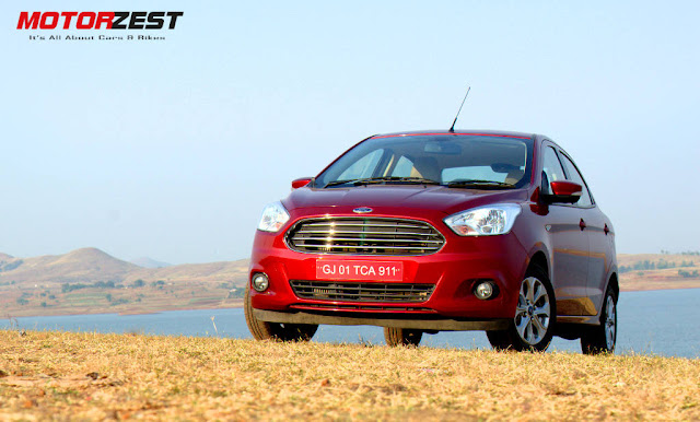 Ford Figo Aspire Diesel India