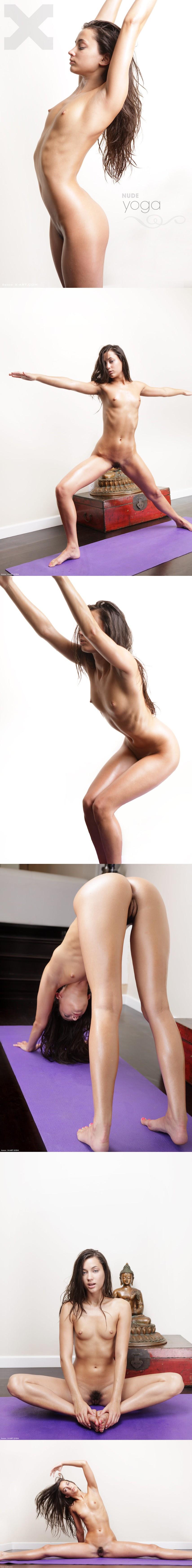 x-art georgia nude yoga-lrgReal Street Angels