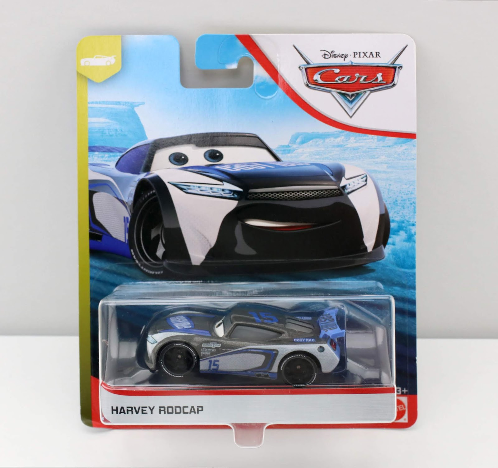 Cars 3 Harvey Rodcap diecast review