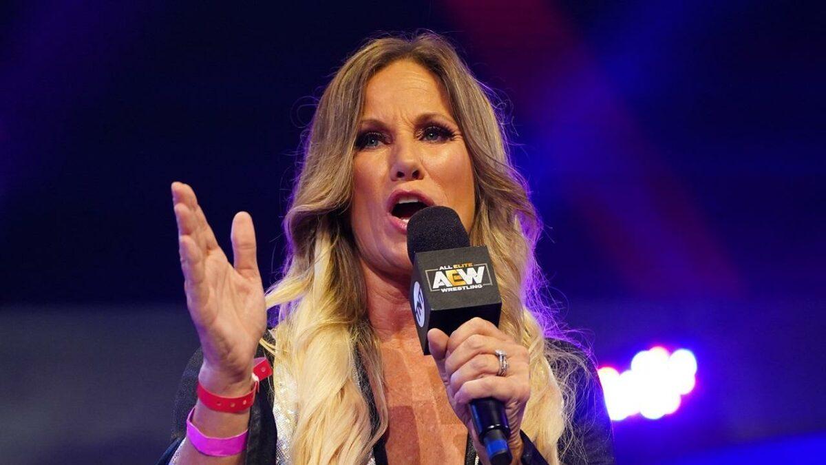 Alundra Blayze quer ter uma luta de aposentadoria na WWE