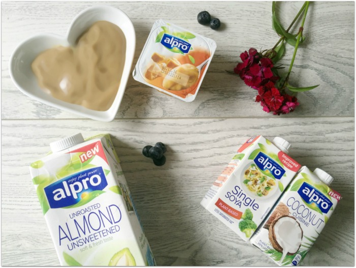 Favourite Alpro Plant Based Products