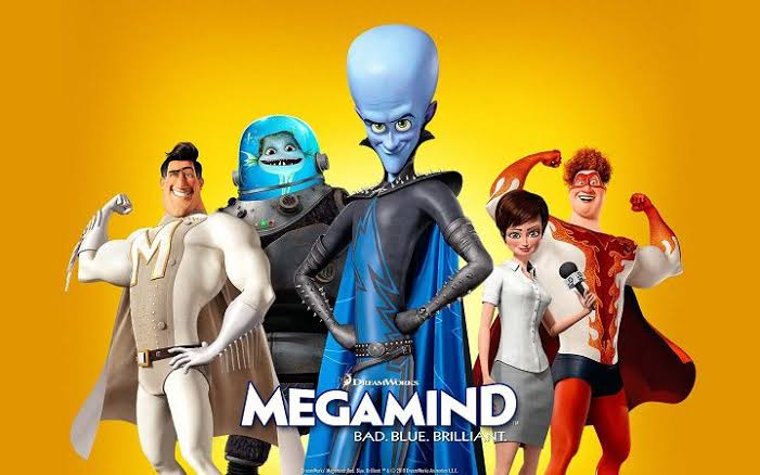 Megamind (2010) Bluray Subtitle Indonesia