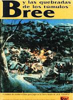 Bree y los tumulos de las quebradas