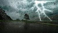 """Ραγδαία """"αλλαγή του καιρού"""" με καταιγίδες και πτώση της θερμοκρασίας..."""