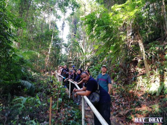 Jungle Trekking Rumah Api Tanjung Tuan Port Dickson