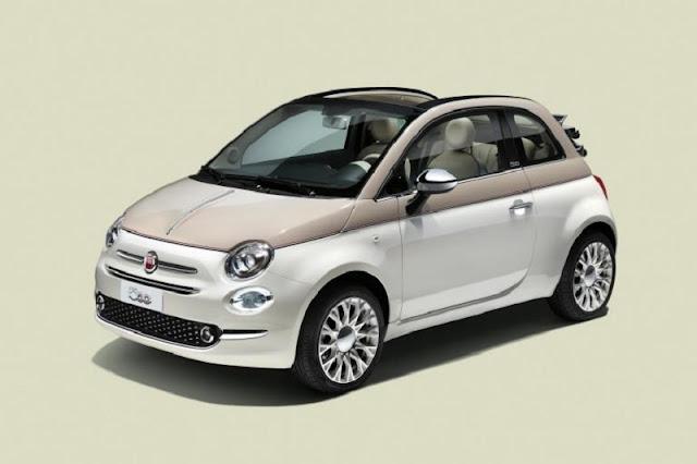 Fiat 500 60th edition