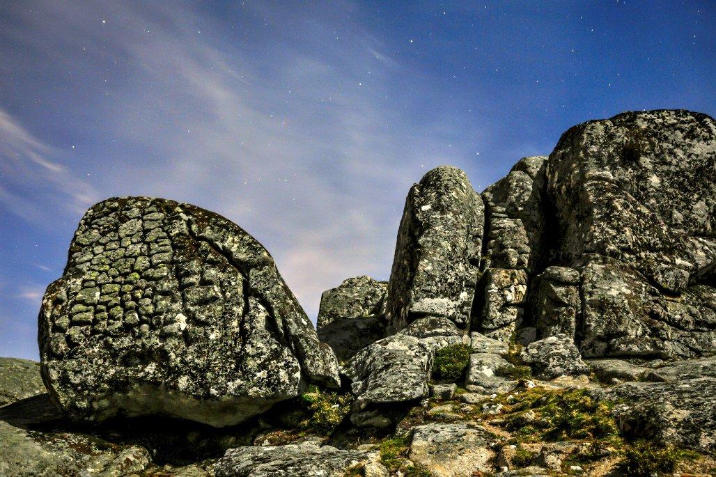 Pedras Boroas do junqueiro