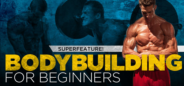 Bodybuilding workout Routine For Beginners