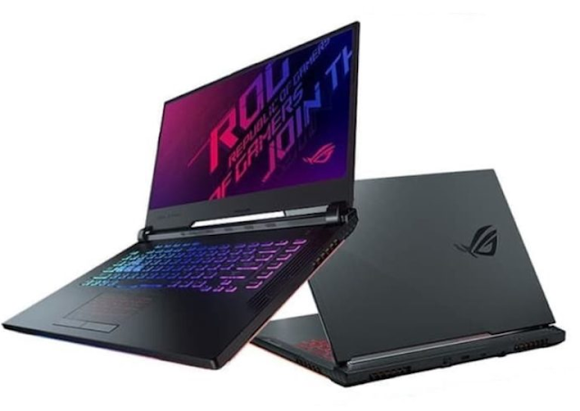 Harga Laptop ASUS ROG Terbaru