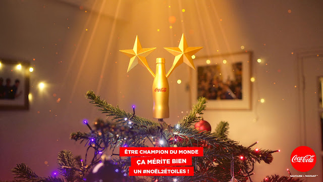Coca-Cola France Creates the Most Sought-After Product this Christmas